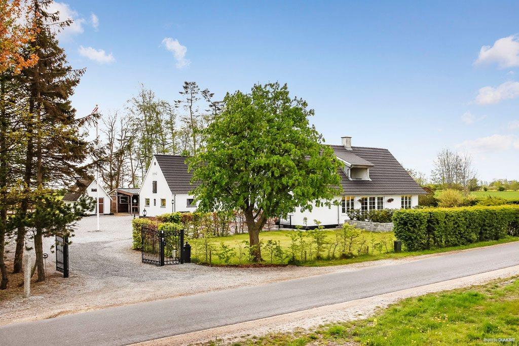 Landejendom på Nordmarksvej i Solrød Strand - Andet