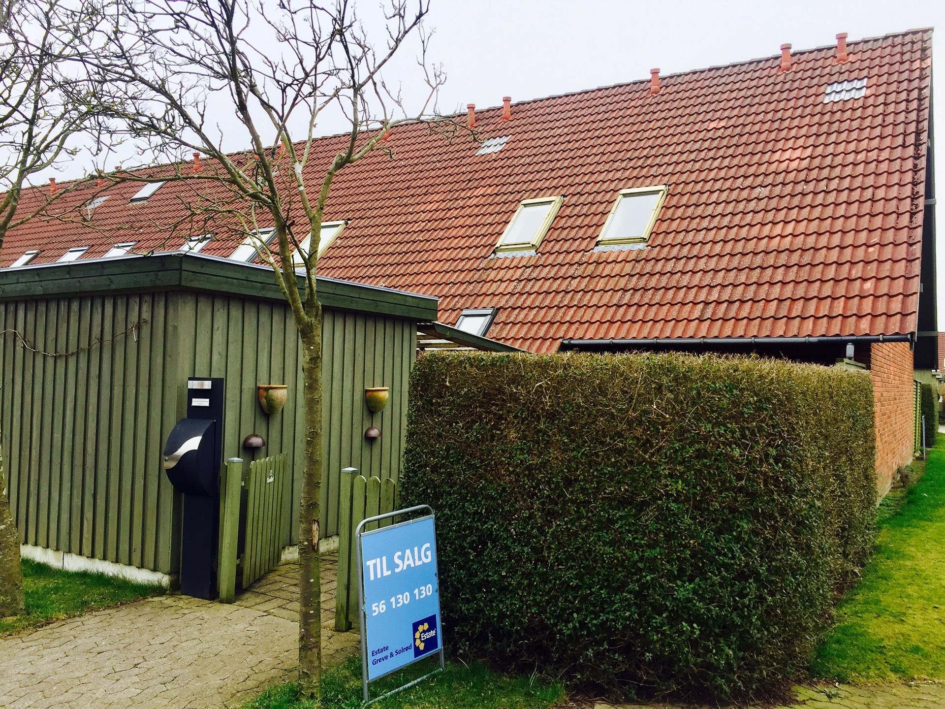 Rækkehus på Grønløkke i Havdrup - Andet