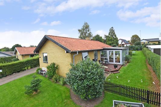 Villa på Holtegårdsvej i Fredericia - Ejendommen