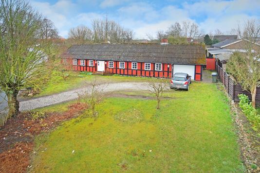 Villa på Herslev Bygade i Fredericia - Mastefoto