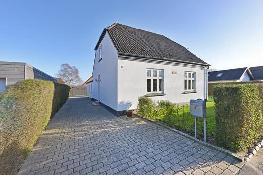 Villa på Carit Etlars Vej i Fredericia - Ejendommen