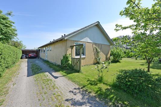 Villa på Erritsø Møllebanke i Fredericia - Ejendommen