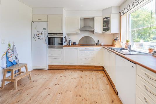 Villa på Erritsø Bygade i Fredericia - Køkken