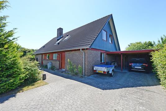 Villa på Jomfruvej i Fredericia - Ejendommen