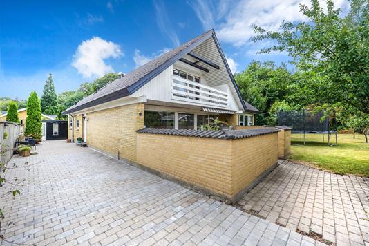 Villa på Lundtoften i Fredericia - Facade