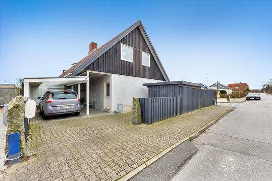 Villa på Jagtvej i Fredericia - Ejendommen