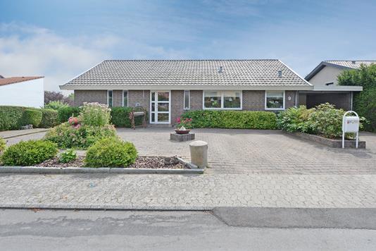 Villa på Sandbakken i Fredericia - Ejendommen