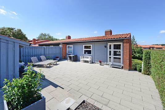 Rækkehus på Ussinggårdsvej i Fredericia - Ejendommen