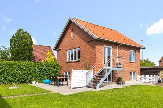 Villa på Nymarksvej i Fredericia - Ejendommen