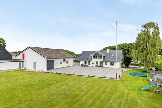 Villa på Sønderskovvej i Fredericia - Mastefoto