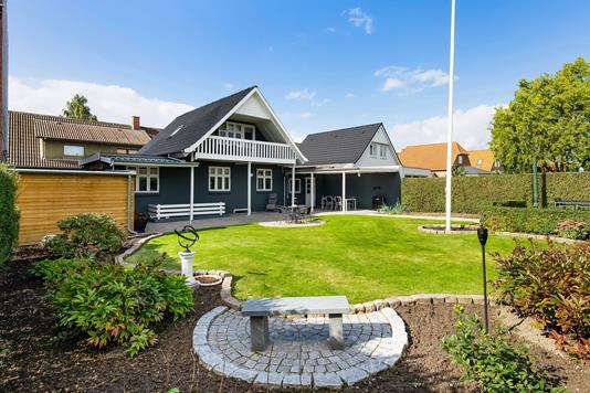 Villa på Ansgarsvej i Fredericia - Ejendommen