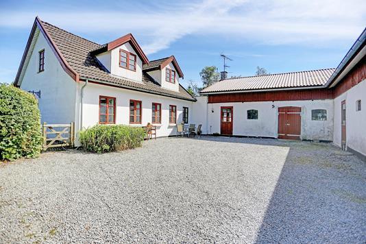 Villa på Klokkekildevej i Slangerup - Ejendommen