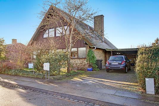 Villa på Lavendelvej i Ølstykke - Ejendommen