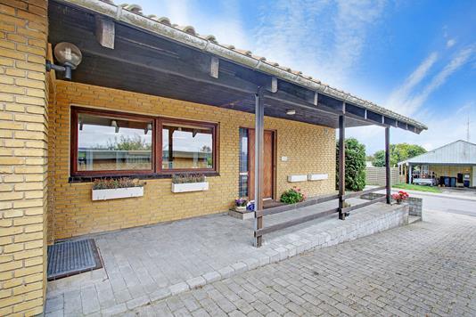 Villa på Lupinvej i Ølstykke - Ejendommen