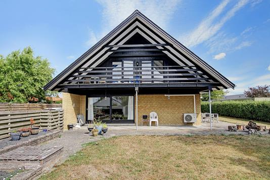 Villa på Liljevej i Ølstykke - Ejendommen