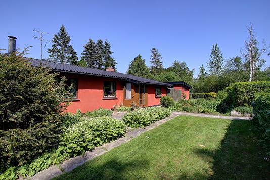 Villa på Birkemosen i Ølstykke - Ejendommen