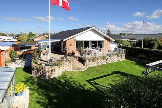 Villa på Engvej i Ølstykke - Ejendommen