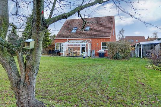 Villa på Kelsted i Veksø Sjælland - Ejendommen
