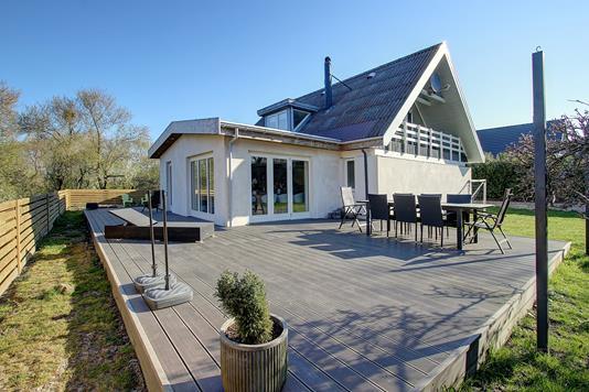 Villa på Sigridsvej i Ølstykke - Terrasse