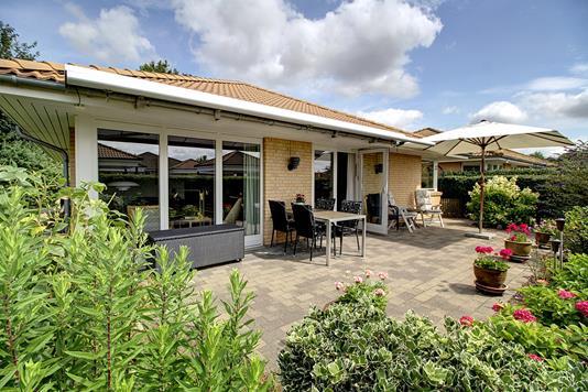 Villa på Dronning Ingrids Vej i Ølstykke - Terrasse