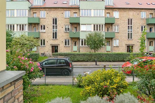 Ejerlejlighed på Offenbachsvej i København SV - Udsigt