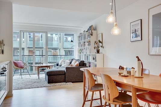 Ejerlejlighed på Kenny Drews Vej i København SV - Køkken