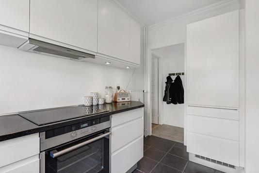 Ejerlejlighed på P. Knudsens Gade i København SV - Køkken