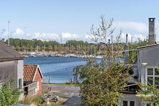 Helårsgrund på Bådehavnsgade i København SV - Område