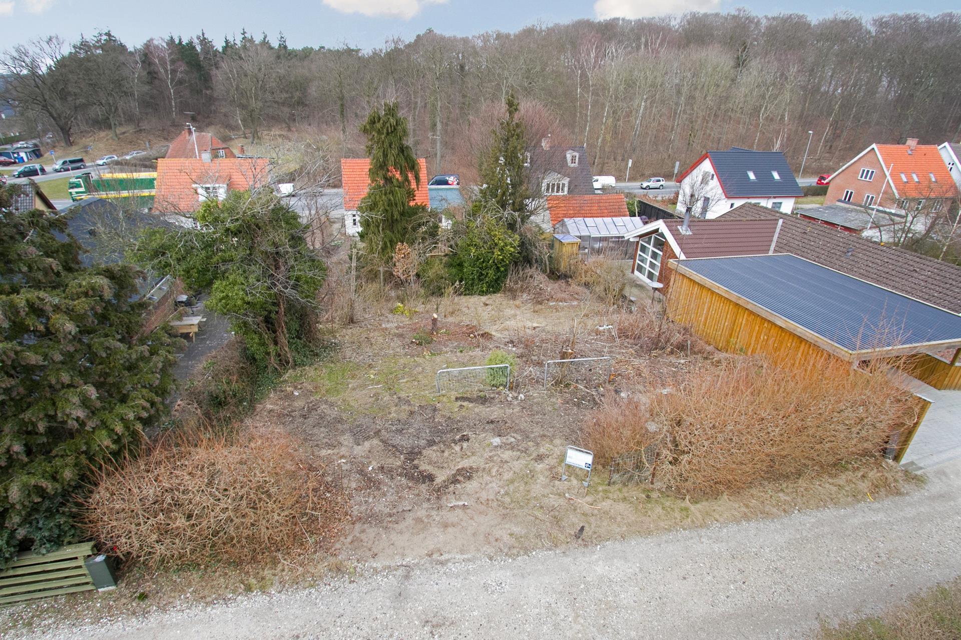 Helårsgrund på Vinkelvej i Frederiksværk - Ejendommen