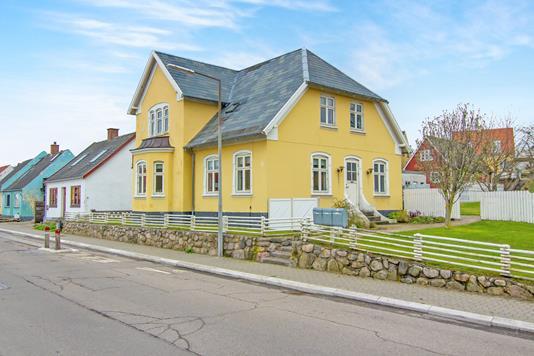 Villa på Skansevej i Hundested - Ejendommen