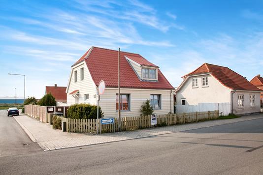Villa på Rådhuspassagen i Hundested - Ejendommen