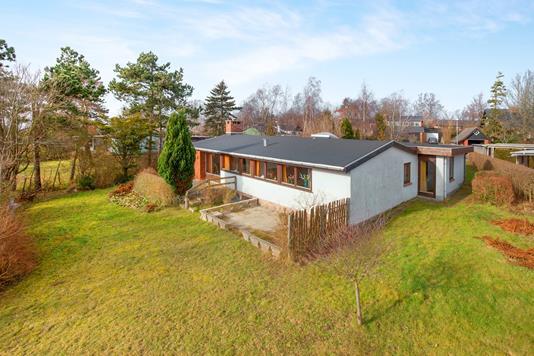 Villa på H N Andersensvej i Hundested - Ejendommen