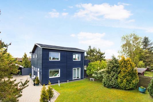 Villa på Skippergade i Hundested - Ejendom 1