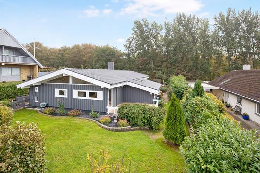Villa på Peder Olsensvej i Hundested - Ejendom 1