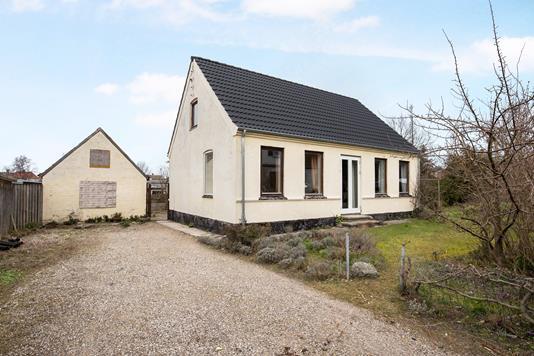 Villa på Lillevej i Hundested - Ejendom 1