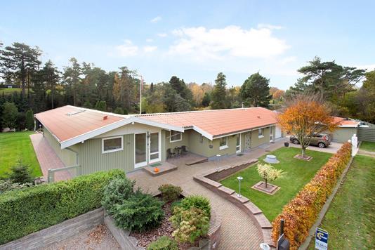 Villa på Månedalen i Hundested - Ejendom 1