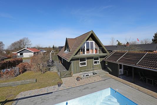 Villa på Bygmarken i Slangerup - Ejendommen