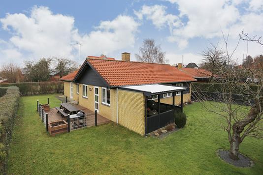 Villa på Ydunsvej i Frederikssund - Ejendommen