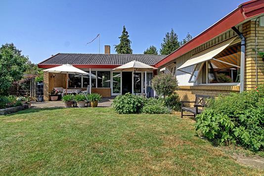 Villa på Lupinvej i Slangerup - Ejendommen