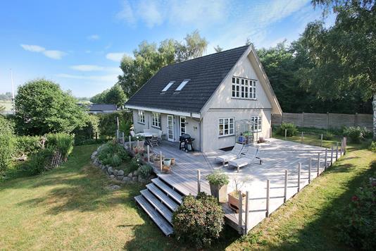 Villa på Slagslundevej i Slangerup - Ejendommen