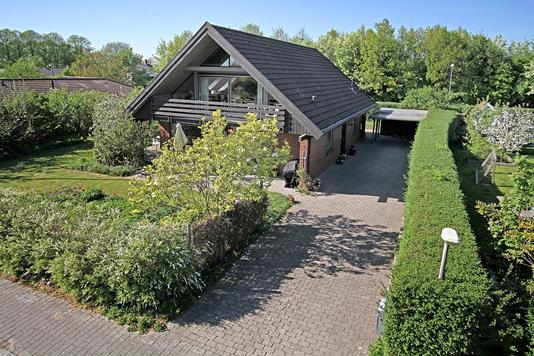 Villa på Rugmarken i Slangerup - Ejendommen