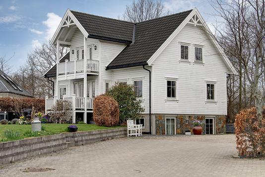 Villa på Håndværkervangen i Slangerup - Ejendommen