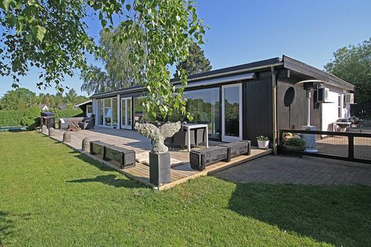 Villa på Smedebakken i Kvistgård - Ejendommen