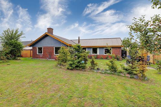Villa på Lyøvej i Slangerup - Ejendommen