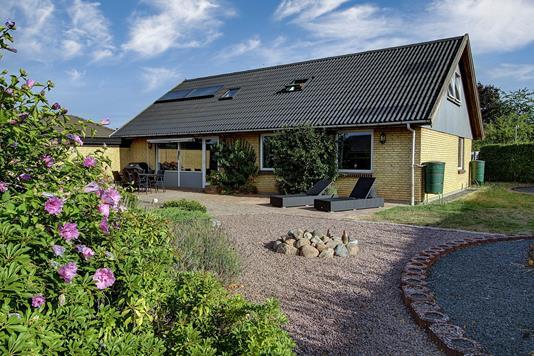 Villa på Kirsebærvang i Slangerup - Ejendommen