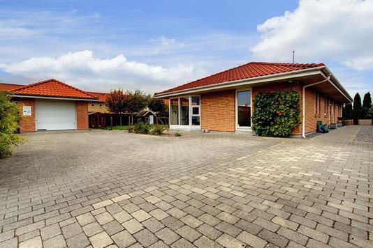 Villa på Mølleengen i Slangerup - Ejendommen