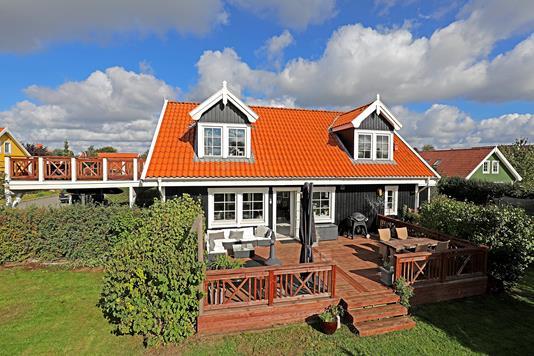 Villa på Møllehaven i Slangerup - Ejendommen