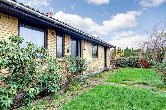 Villa på Blommevang i Slangerup - Ejendommen
