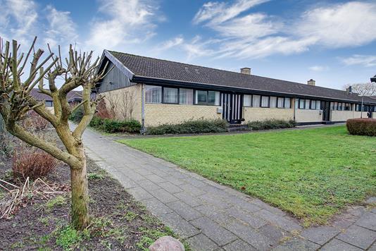 Villa på Kongshøjparken i Slangerup - Ejendommen
