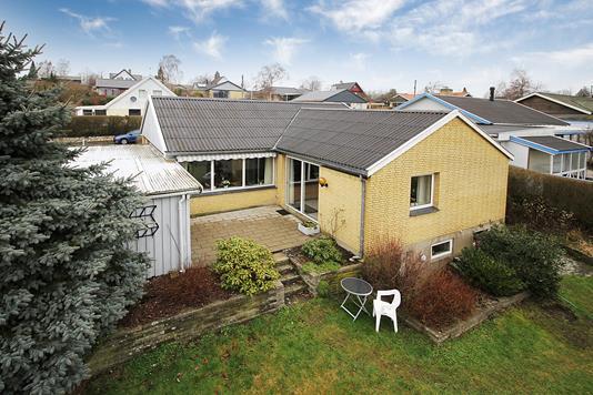 Villa på Mågevej i Slangerup - Ejendommen